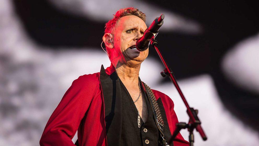 Depeche Mode @ Olympistadion München, 9.6.2017