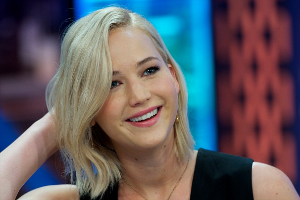 Jennifer Lawrence 2015.