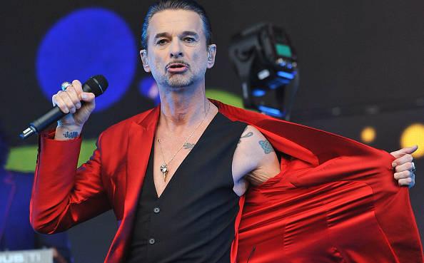 Lässt Frauenherzen jetzt auch für Dior Homme höher schlagen: Dave Gahan von Depeche Mode.