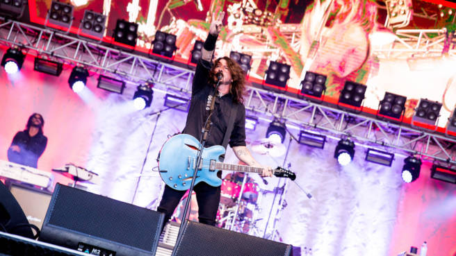Foo Fighters: Neue Tourdaten für 2022 – darunter Berlin