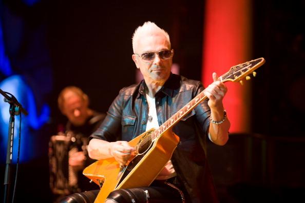 Steht nach Einbruch wahrscheinlich unter Schock: Rudolf Schenker, Gitarrist bei den Scorpions.