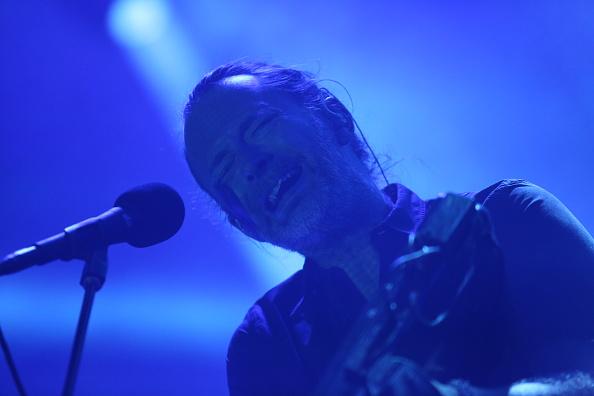 Thom Yorke von Radiohead im Juni 2017.
