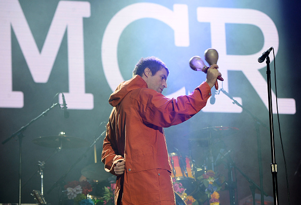 Ist für Umarmungen zu haben, nicht für Selfies: Liam Gallagher.