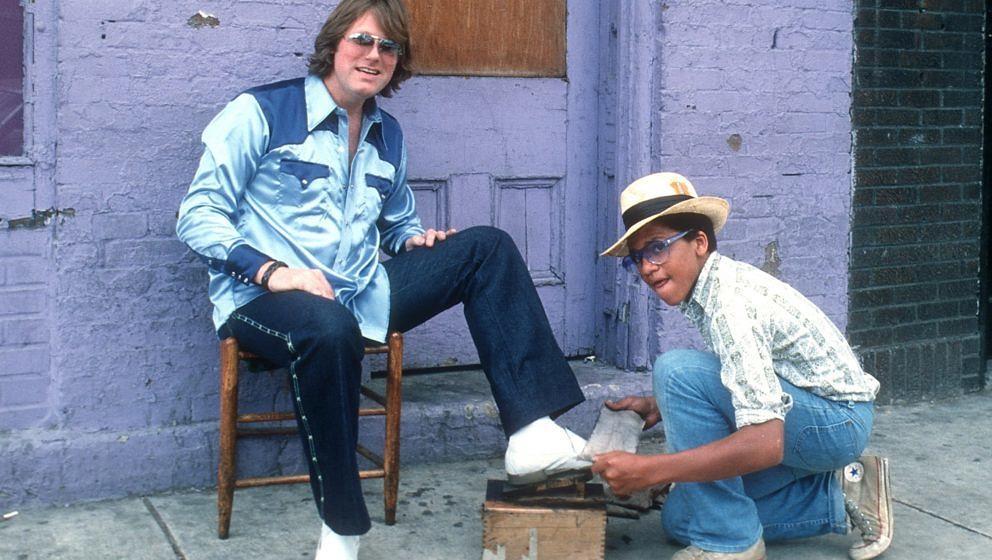 'Gunter Gabriel und Schuputzer am 01.09.1979 in Nashville, Tennessee, USA. (Photo by Peter Bischoff/Getty Images)'