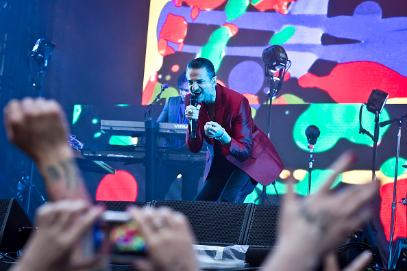"""""""Going Backwards"""" heißt die zweite Single vom 14. Studioalbum von Depeche Mode."""