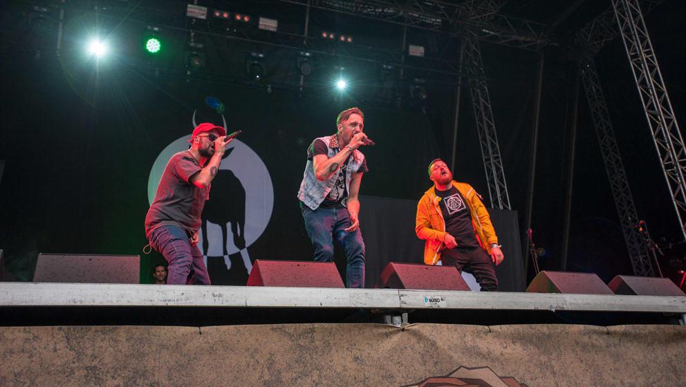 23.06.2017, Eichenring, Scheessel, GER, Hurricane Festival 2017