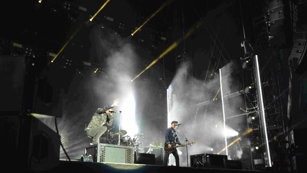 Linkin Parks 'Hybrid Theory' wird 20, zur Feier wird es eine Jubiläumsausgabe des Albums geben