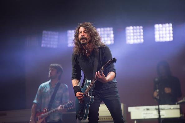 Dave Grohl wollte den Fluch-Rekord von Adele auf dem Glastonbury-Festival brechen
