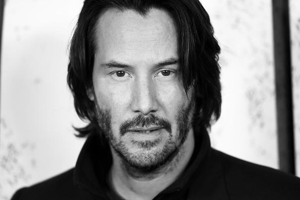 Er ist John Wick: Keanu Reeves.