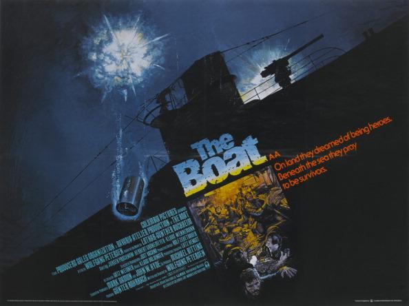 """""""Das Boot"""" von Wolfang Peterson hat deutsche Filmgeschichte geschrieben."""