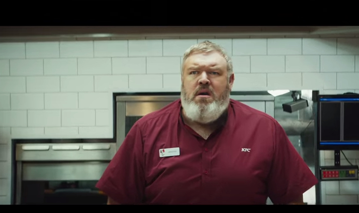 "Kristian Nairn alias Hodor aus ""Game Of Thrones"""