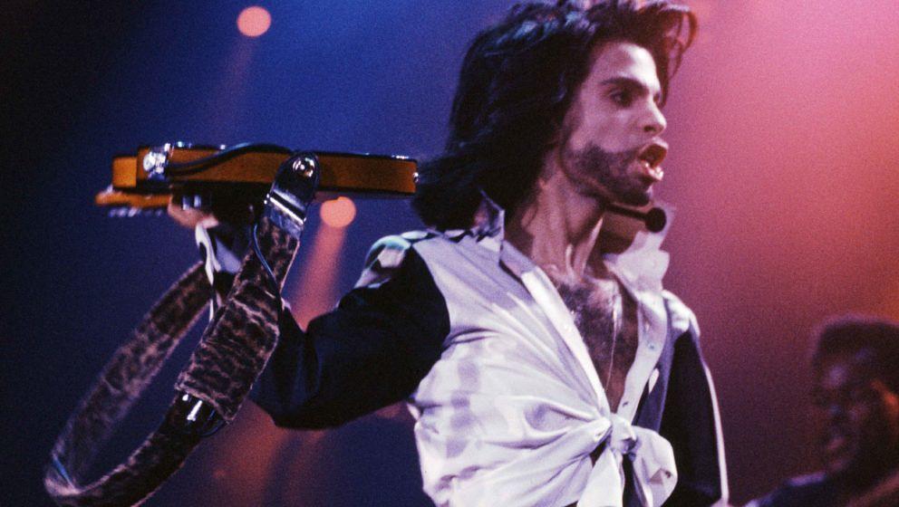 Prince UK 1980's