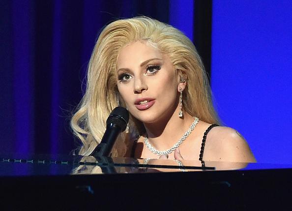 Sprang für Ed Sheeran in die Presche und bekommt nun selbst den hass ab: Lady Gaga.