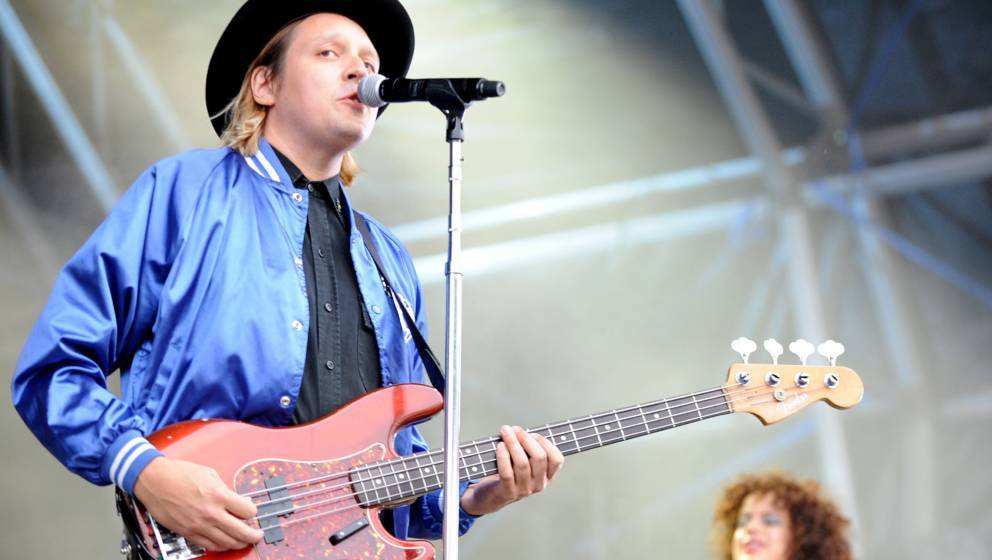 Arcade Fire live in Manchester