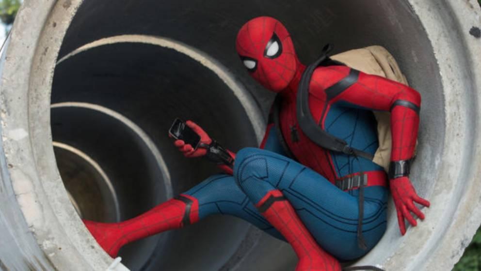 "Szene aus ""Spider-Man: Homecoming"""