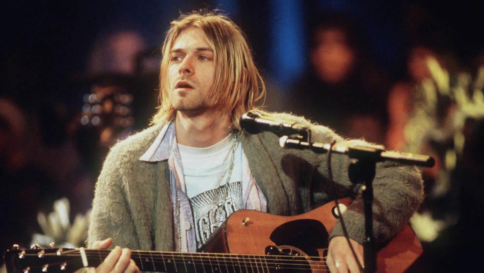 Kurt Cobain gelang mit Nirvana einer der besten Schluss-Songs auf einem Album überhaupt