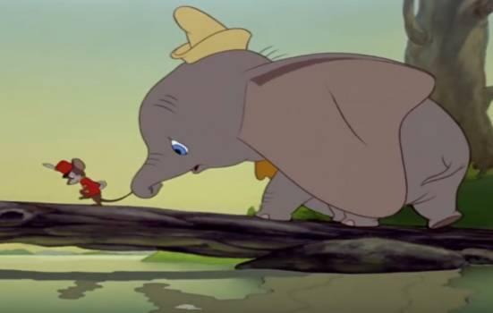 """""""Dumbo"""" im Original aus dem Jahr 1941."""