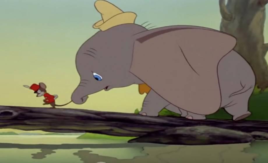 "Disney-Klassiker ""Dumbo"" aus dem Jahr 1941."