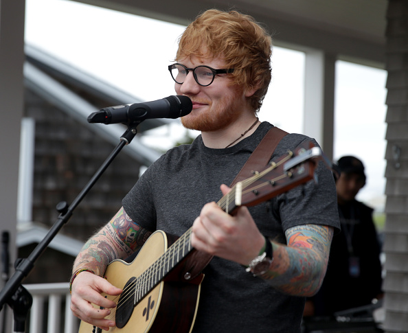 Setzt sich für seine Fans ein: Ed Sheeran.