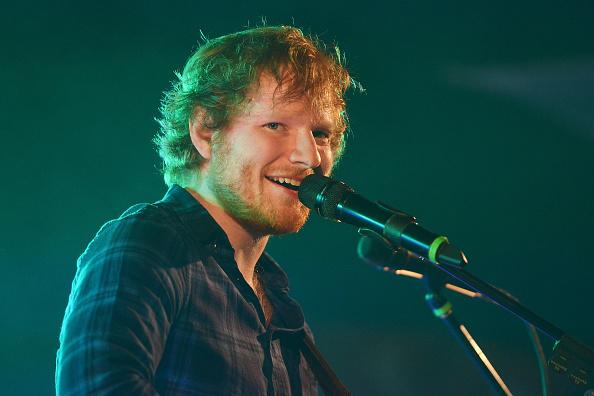 Kann sich nicht entscheiden: Ed Sheeran.
