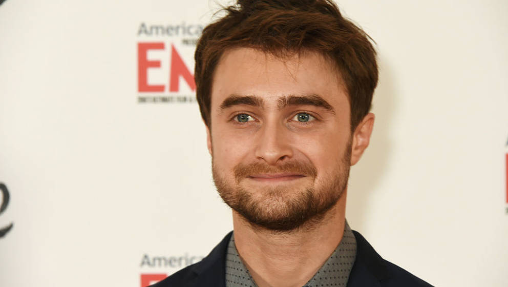 attends the Empire Live: 'Swiss Army Man' & 'Imperium' double bill gala screening at Cineworld 02 Arena on September 23,