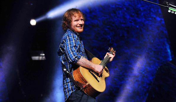 Kann über die Spekulationen nur lachen: Ed Sheeran.