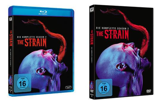 """""""The Strain"""" Staffel 2 auf Blu-ray und DVD"""