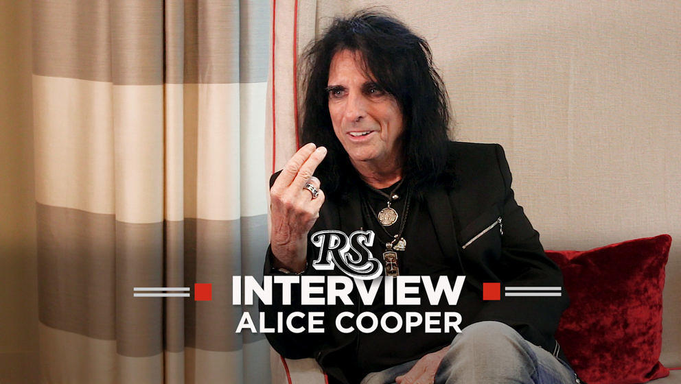 Alice Cooper im ROLLING-STONE-Interview