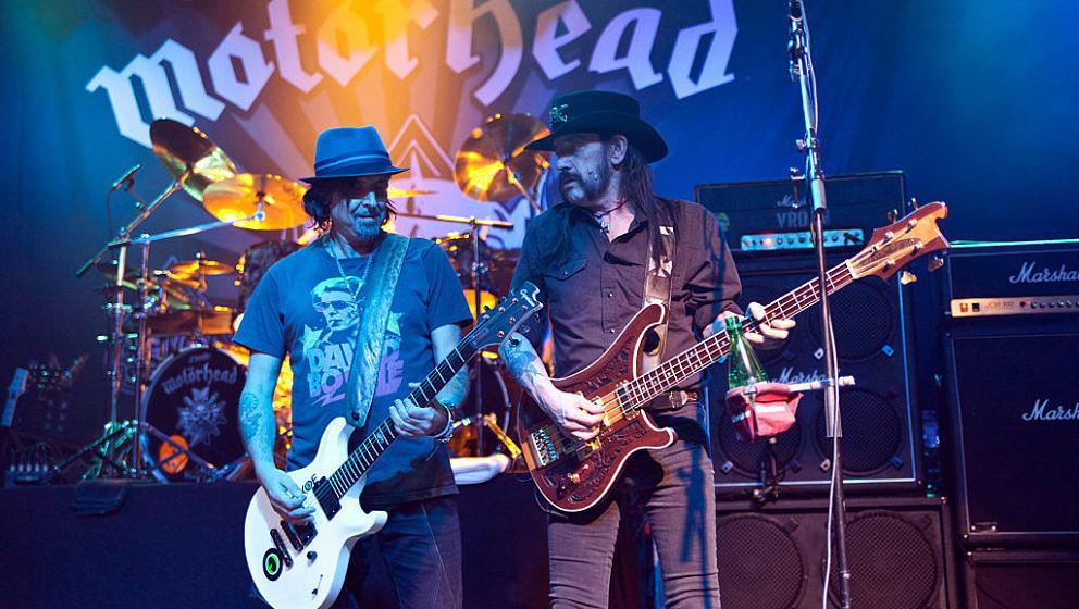 Knapp drei Monate vor Lemmy Kilmisters Tod traten Motörhead noch gemeinsam auf – nun veröffentlichen sie ein neues Album.