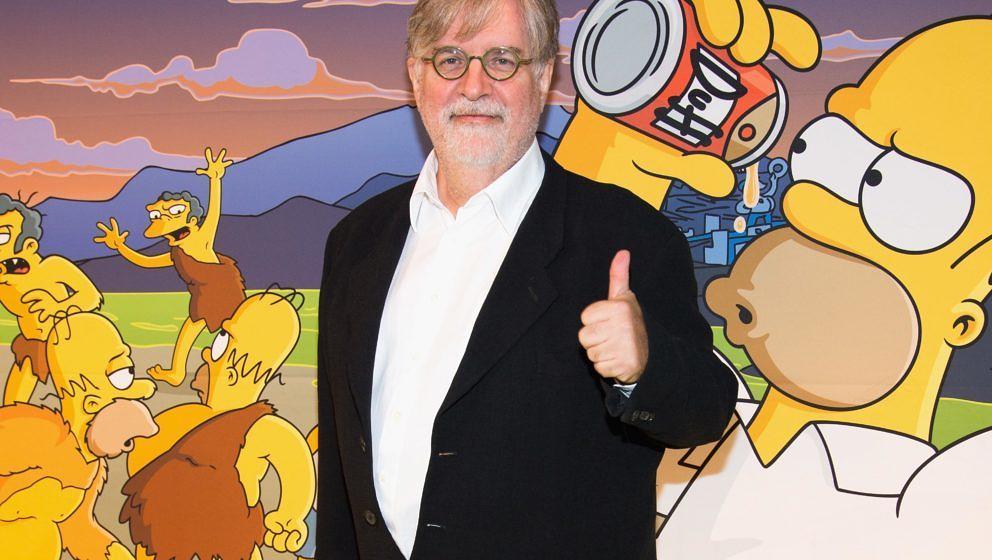 Matt Groening fügt seinem künstlerischen Werk eine weitere Serie hinzu