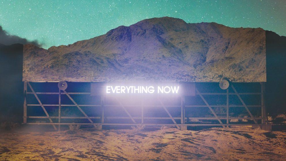 """Cover von """"Everything Now"""" von Arcade Fire"""