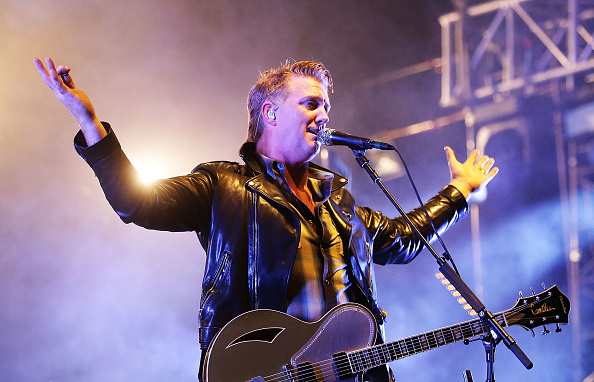 Josh Homme von den Queens of The Stone Age im Juli 2017.