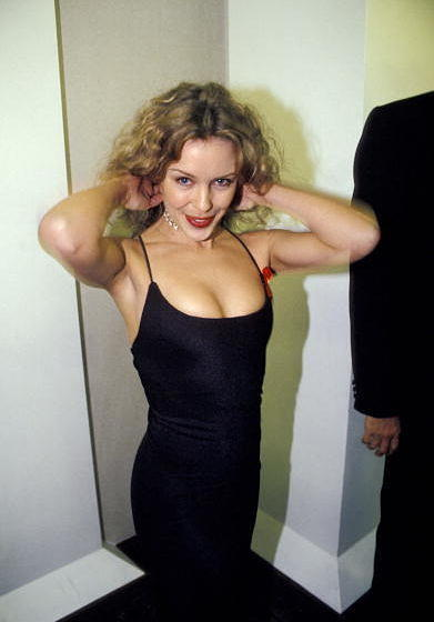 UNSPECIFIED - JANUARY 01:  Photo of Kylie MINOGUE  (Photo by Mick Hutson/Redferns)