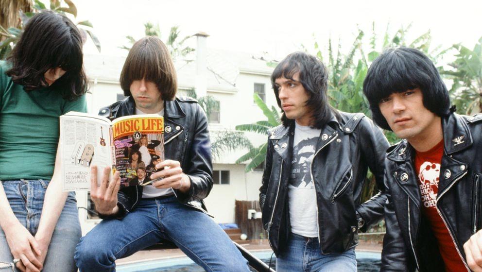Die Ramones sind die heimlichen Könige des Herumlungerns