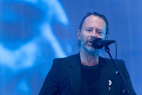 Thom Yorke von Radiohead im Jahr 2017.