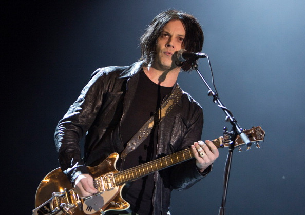 ORLANDO, FL - NOVEMBER 12:  Jack White of The Raconteurs performs at Orlando Calling Music Festival - Day 1 at Florida Citrus