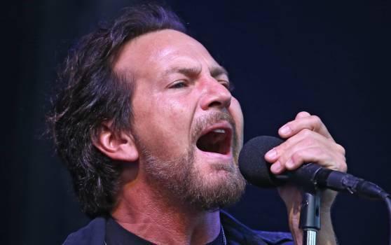 Eddie Vedder von Pearl Jam