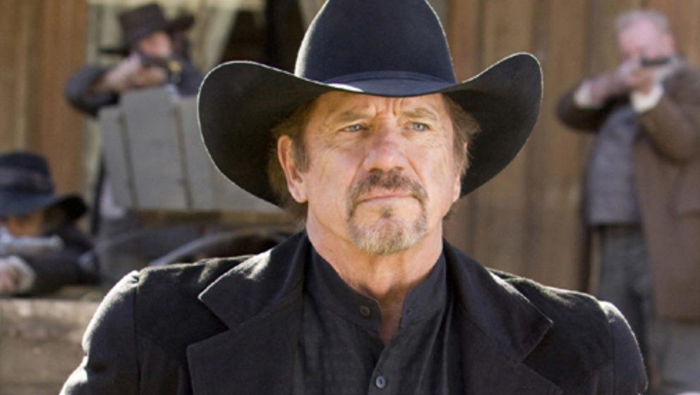 "Tom Wopat in ""Django Unchained"""