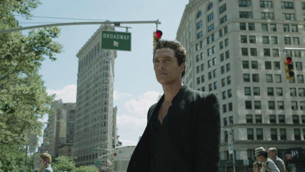 """Matthew McConaughey in """"The Dark Tower"""""""