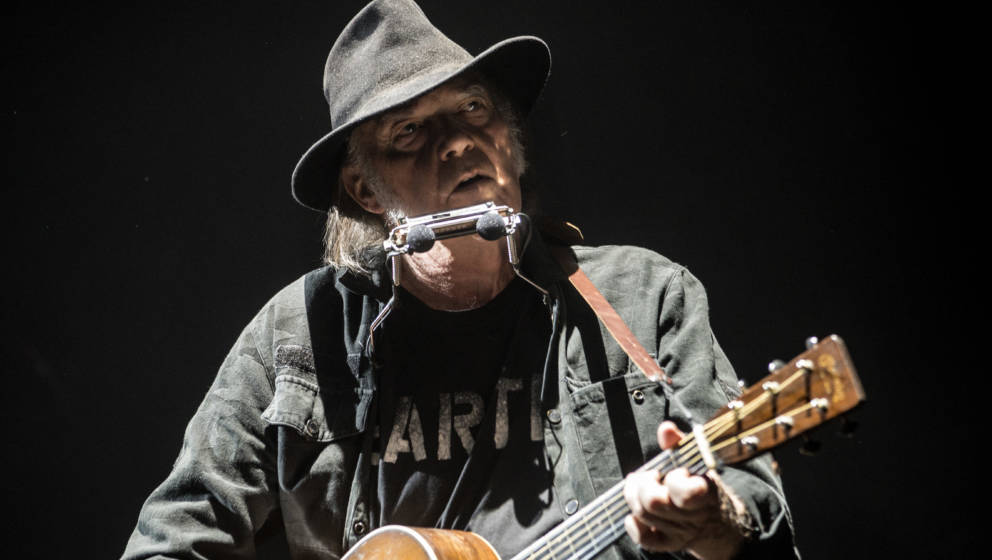 Neil Young öffnet seine Archive