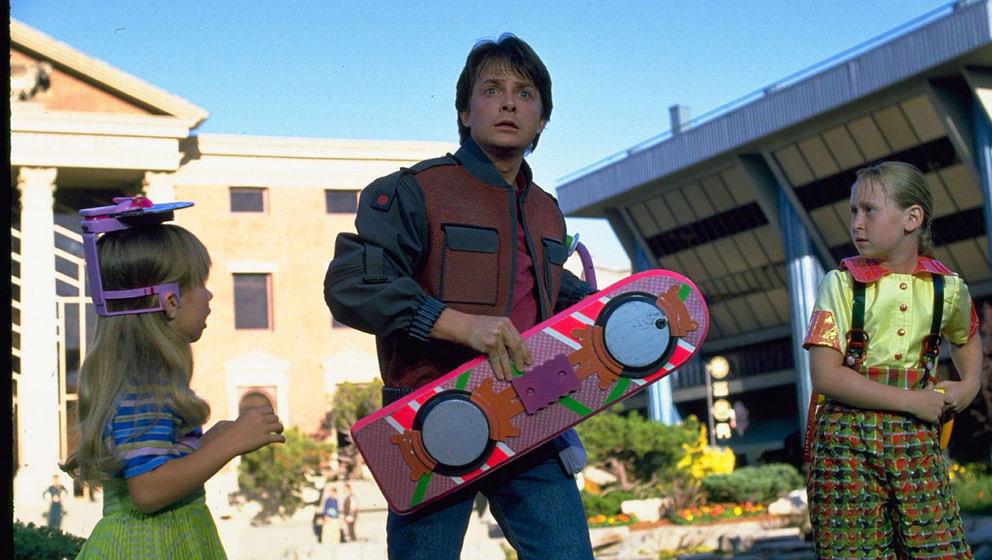"""2015 kam und ging, doch das Hoverboard aus """"Back To The Future Part II"""" ist nie erschienen"""
