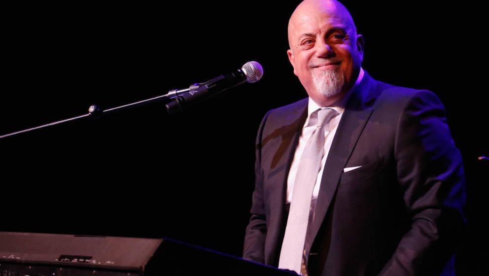 Billy Joel mag, was er macht - und geht voll in seiner Rolle als Vater auf