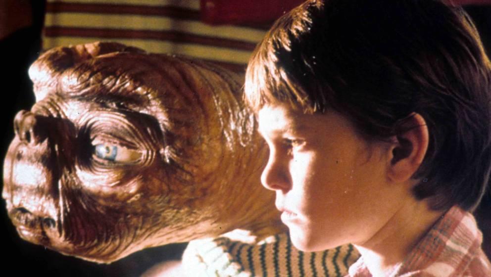 E.T. und Elliott (Henry Thomas)