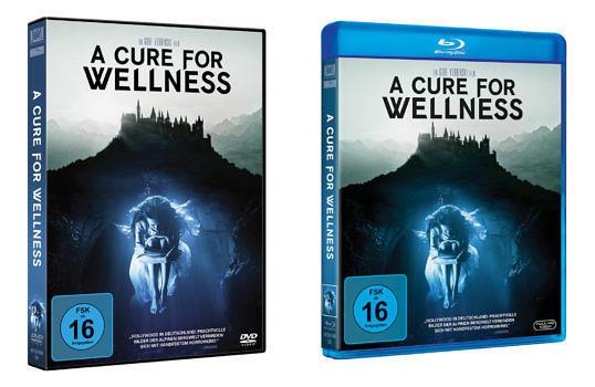 """A Cure For Wellness"" auf DVD und Blu-ray"