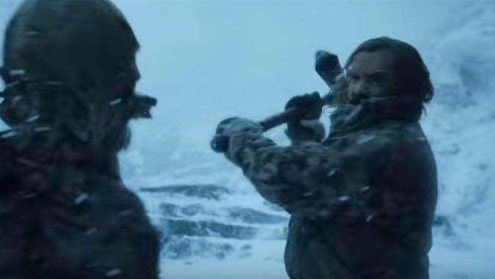 """Szene aus dem Trailer für die neue Folge von """"Game Of Thrones"""""""