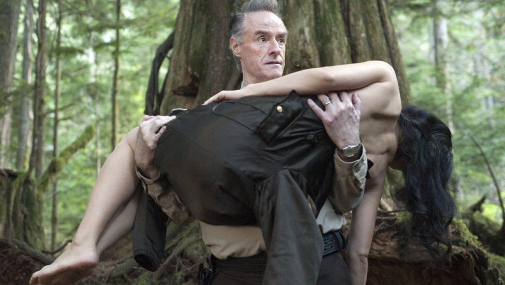 Andy Brennan (Harry Goaz) nicht eine Sekunde weinerlich