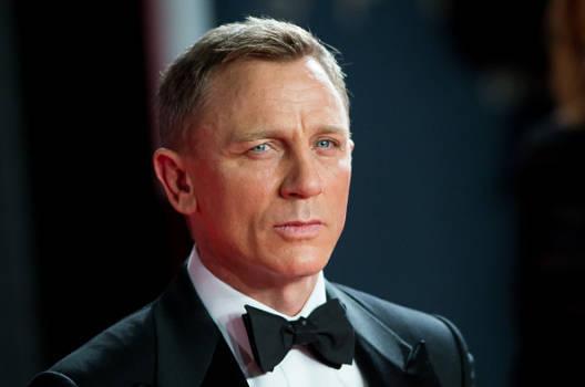 Daniel Craig wird den Jubiläumsbond spielen.