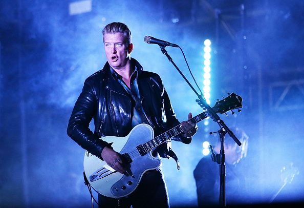 Josh Homme von Queens Of The Stone Age.