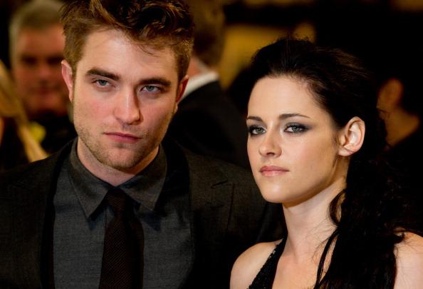 Das einstige Traumpaar: Robert Pattinson und Kristen Stewart im Jahr 2011.