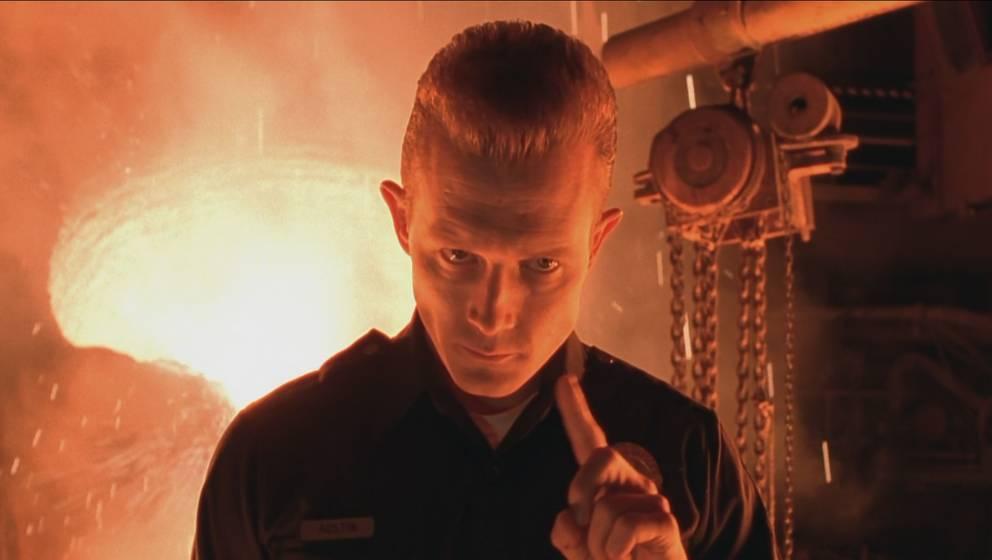 """Robert Patrick machte keine Kompromisse für seine Rolle als T-1000 in """"Terminator 2"""""""